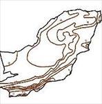 نقشه-خطوط-همدمای-استان-گلستان