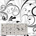 مجموعه-کامل-براش-خطوط-فر-چرخش-تاکها-(curls-swirls-vines)
