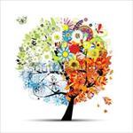 پاورپوینت-آموزش-چهار-فصل-به-کودکان