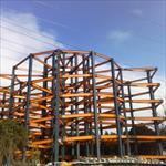 گزارش-کارآموزی-ساختمان-اسکلت-فلزی