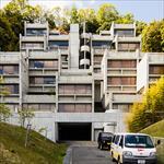 پاورپوینت-تحلیل-بنا-مجتمع-مسکونی-روکو-یک-(rokko-housing-i)