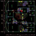 پلان-معماری-ساختمان-مسكونی-365-متری