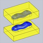 آموزش-ایجاد-سنبه-و-ماتریس-قالب-تزریق-پلاستیک-در-سالیدورک