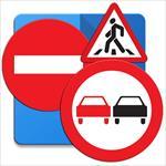 پاورپوینت-علائم-راهنمایی-و-رانندگی-به-سه-زبان