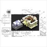 نقشه-های-اجرایی-گیربکس-همراه-موتور-طراحی-شده-در-سالیدورک-و-کتیا