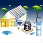 پایان-نامه-تصفیه-و-بازیافت-آب-باران-جهت-مصارف-شرب-روستایی