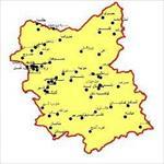 شیپ-فایل-شهرهای-استان-آذربایجان-شرقی-به-صورت-نقطه-ای