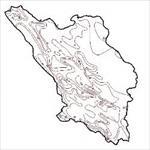 نقشه-همدمای-استان-چهار-محال-و-بختیاری