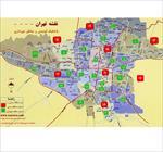 نقشه-اتوکد-مناطق-تهران-بصورت-قطعه-بندی