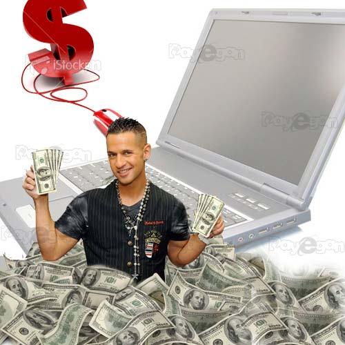 درآمد ثابت ماهیانه 2 میلیون تومان از اینترنت
