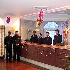 گزارش کارآموزی هتل داری، فرانت افیس Front Office