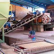گزارش کارآموزی کارخانه تولید آجر