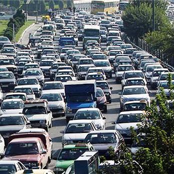 بررسی اثر ترافیک در آلودگی هوای تهران