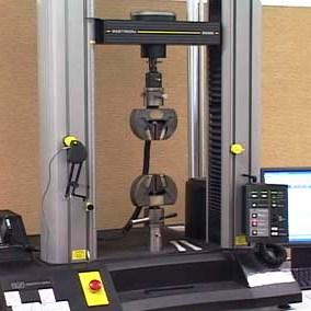 گزارش آزمایشگاه خواص فیزیکی و مکانیکی پلیمرها
