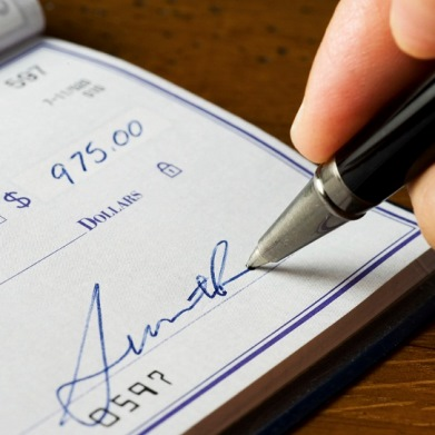 حقوق چک از بعد کیفری