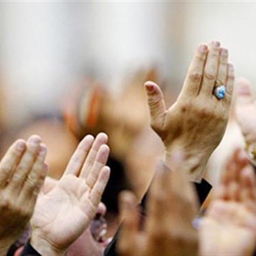 بررسی دعا و باورهای مردم