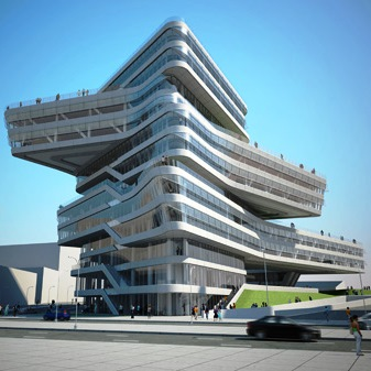 بررسی مبانی و ريشه های معماری مدرن