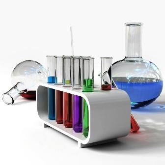 گزارش کار آزمایشگاه شیمی (ساخت محلول)