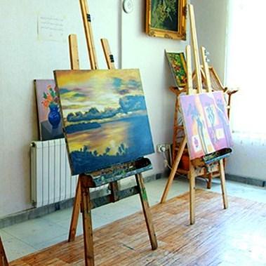 پروژه کارآفرینی آموزشگاه نقاشی