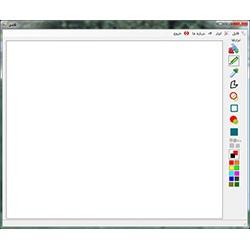 سورس برنامه نقاشی