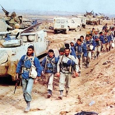 آشنایی با تاریخ جنگ تحمیلی
