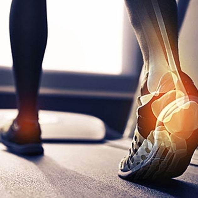 بررسي ارتباط ارتفاع قوس طولي داخلي پا با آسيب هاي ورزشي مچ پا و زانو در دونده هاي حرفه ای مرد