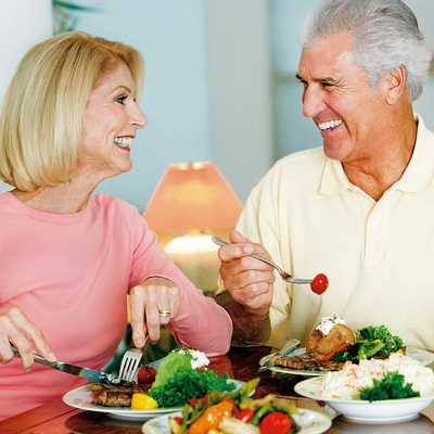 تحقيق تغذيه سالمندان
