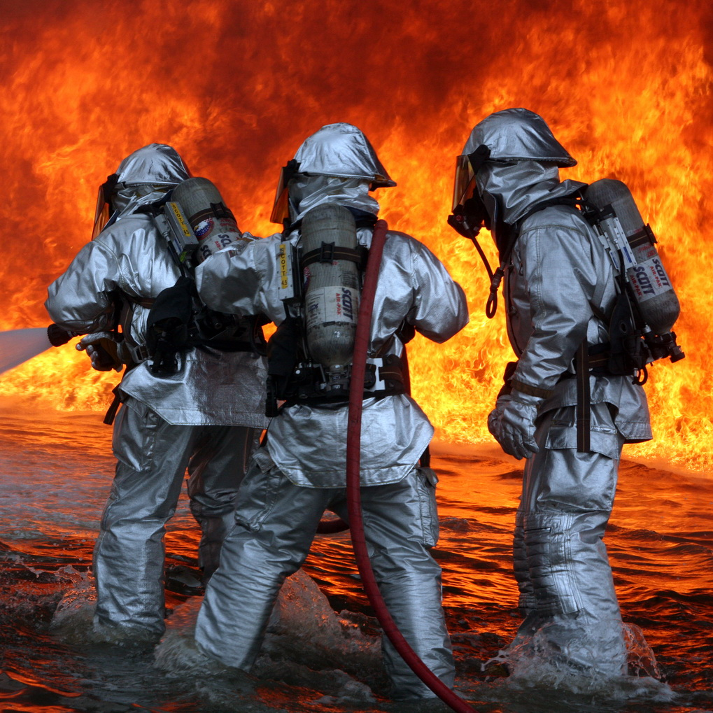 پاورپوینت ایمنی و حفاظت در مقابل آتش سوزی