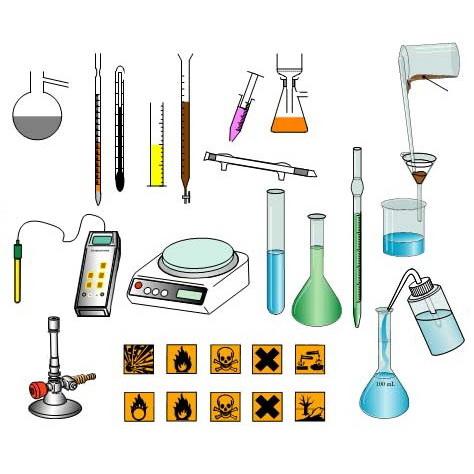 پاورپوینت مهارت های آزمایشگاه شیمی