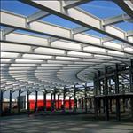 پروژه-سازه-فولادی