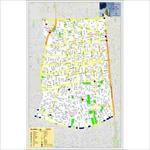نقشه-اتوکد-منطقه-10-تهران-بصورت-قطعه-بندی