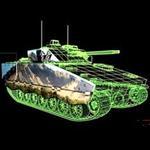 پاو وینت-بررسی-تانک-نامرئی- -فرانسه