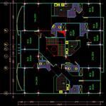 پلان-معماری-ساختمان-مس ی-365-متری